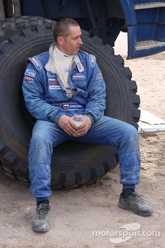 Andrey Mokeev