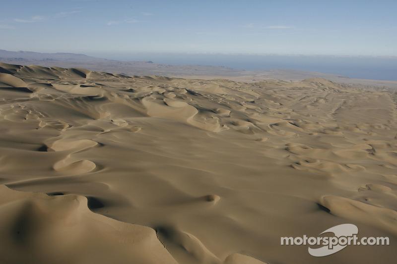 Paysage entre Iquique et Antofagasta