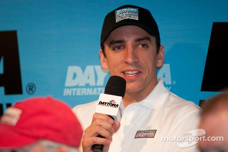 Chip Ganassi Racing persconferentie: Justin Wilson
