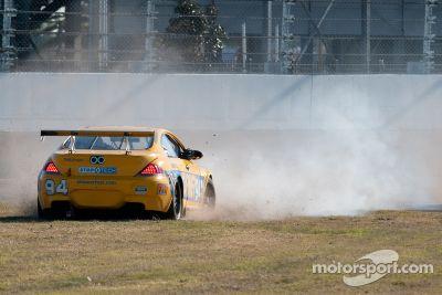 Daytona January test