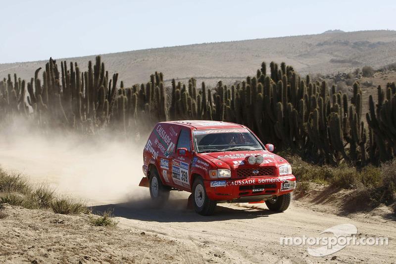 #359 Nissan: Frédéric Chavigny & Jean Brucy