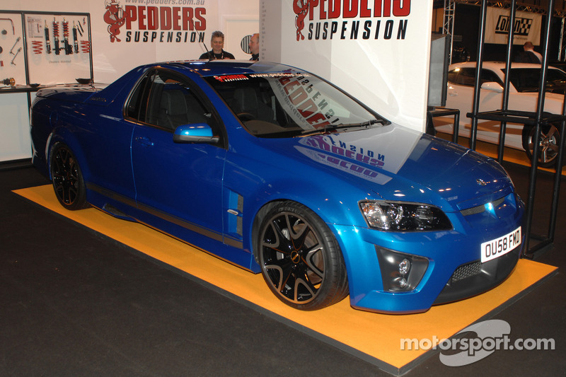 Vauxhall VXR8 Pick up