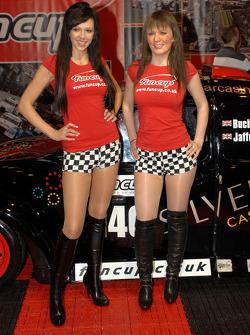 FunCup Promo girls
