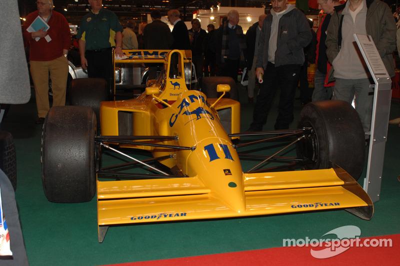 Lotus F1 de Martin Donnelly