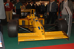 Martin Donnellys Lotus F1 Car