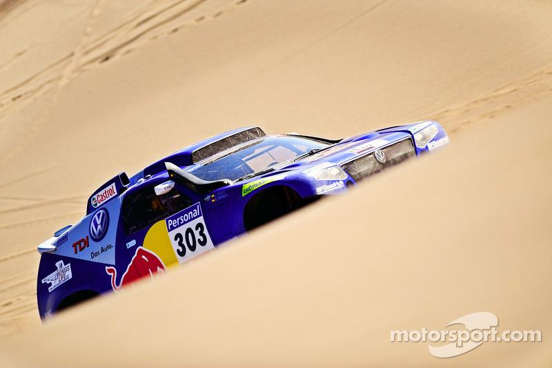 #303 Volkswagen: Carlos Sainz y Lucas Cruz Senra