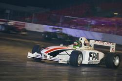 Formula Palmer Audi demonstration in the live arena