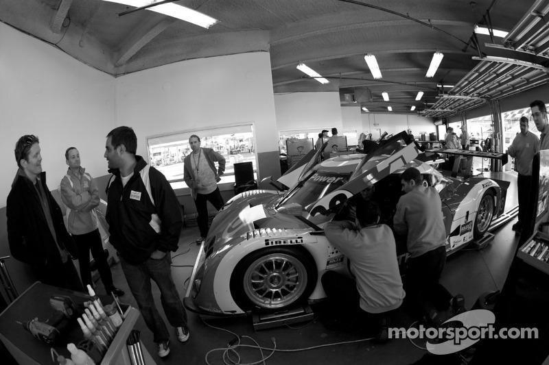 Chip Ganassi Racing avec Felix Sabates