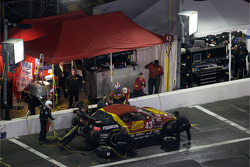 Pitstop #43 Team Sahlen Mazda RX-8: Joe Nonnamaker, Wayne Nonnamaker, Will Nonnamaker, Joe Sahlen