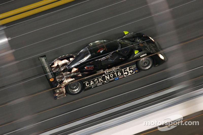 #55 Crown Royal/NPN Racing BMW Riley: Christophe Bouchut, Sébastien Bourdais, Emmanuel Collard, Sascha Maassen, Scott Tucker