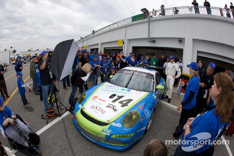 Évènement pour les fans au Autometrics Motorsports