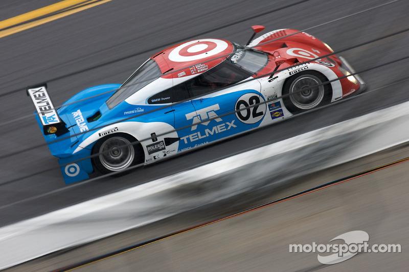 #02 Chip Ganassi Racing avec Felix Sabates BMW Riley: Scott Dixon, Dario Franchitti, Jamie McMurray, Juan Pablo Montoya