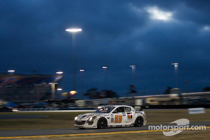 #69 SpeedSource Mazda RX-8: Emil Assentato, Anthony Lazzaro, Nick Longhi, Jeff Segal