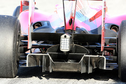 Scuderia Ferrari, F10, rear, detail