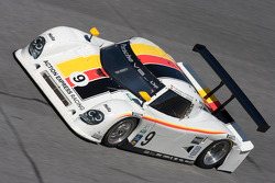 #9 Action Express Racing, Porsche Riley: Joao Barbosa, Terry Borcheller, Ryan Dalziel, Mike Rockenfeller