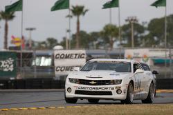 #54 TC Motorsports Camaro GS.R: Ted Anthony Jr., Rick Edwards