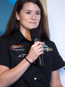 JR Motorsports press conference: Danica Patrick
