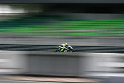 Valentino Rossi de l'équipe Fiat Yamaha