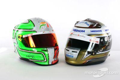 Force India VJM03 lancering