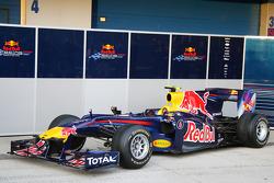 La nuova Red Bull RB6