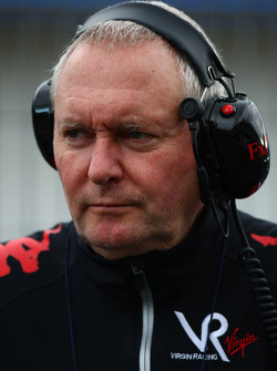 John Booth, Virgin Racing Sporting Director