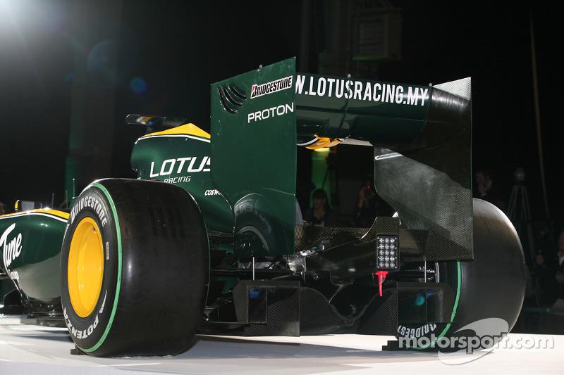 Lotus T187