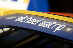 Michael Waltrip Racing Toyota detail