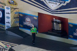 Coureurs: pole winnaar Mark Martin, Hendrick Motorsports Chevrolet