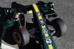 Lotus F1 Team, detail