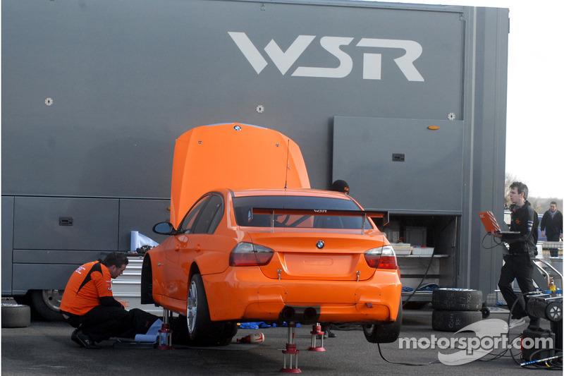 WSR BMW
