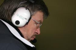 Ross Brawn Team Principal, Mercedes GP