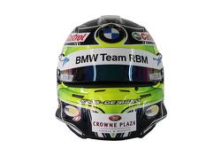 Augusto Farfus, BMW Team RMB, BMW 320si helmet