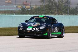 #38 BGB Motorsports Porsche Cayman: Steve Jenkins, Craig Stanton, John Tecce