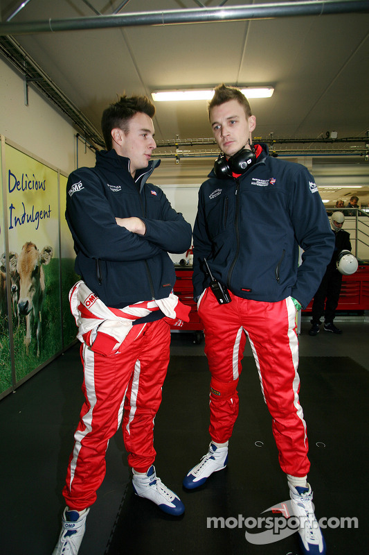 Greg Mansell et Leo Mansell