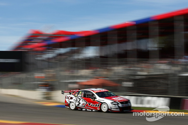 #17 Jim Beam Racing: James Courtney