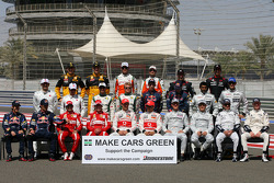 2010 Drivers group pictures