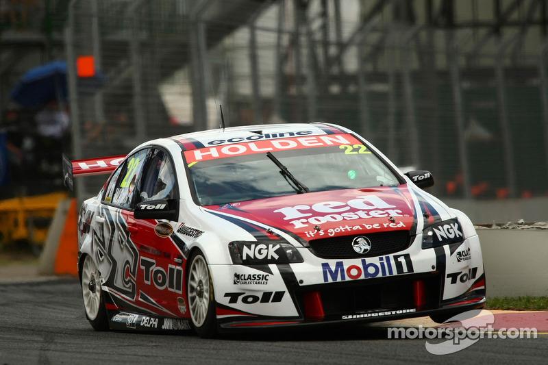 #22 Toll Holden Racing Team: Will Davison