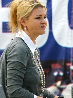 Corina Schumacher, Corinna, Wife of Michael Schumacher