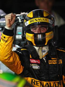 2.Robert Kubica, Renault F1 Team