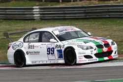 #99 Movisport BMW 550i (e60): Mauro Cesari