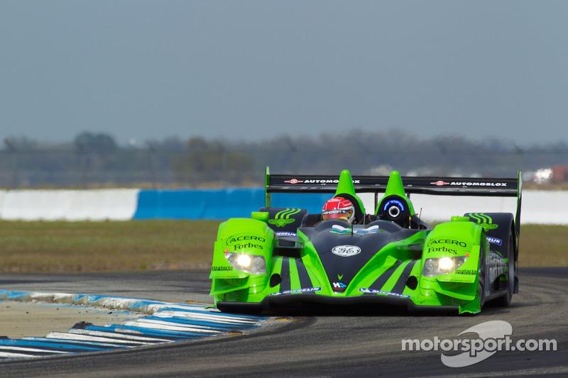 In fuga a Sebring. Eric GIlbert, motorsport.com
