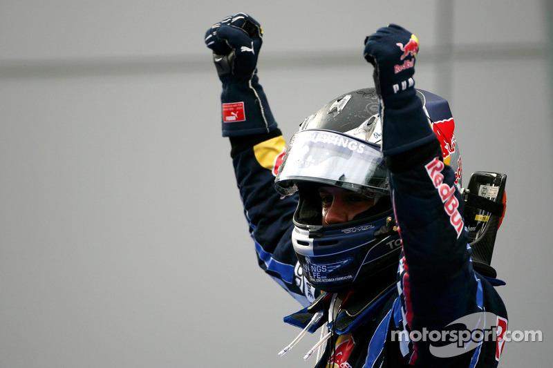 2010. Себастьян Феттель, Red Bull Racing