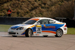 John George Sunshine.co.uk Honda Integra, spint