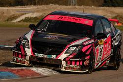 Dave Pinkney Pinkney Motorsport Vauxhall Vectra