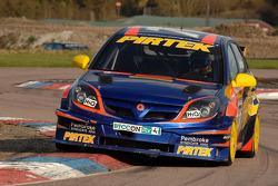 Andrew Jordan Pirtek Racing Vauxhall Vectra
