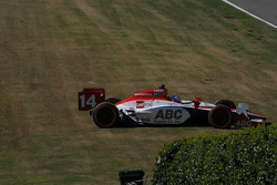 Vitor Meira, A.J. Foyt Enterprises stalled off course