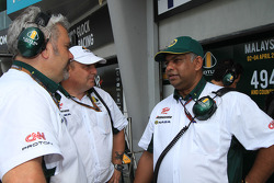 Tony Fernandes, Lotus-Cosworth
