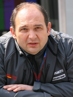 Colin Kolles, Hispania Racing Team, Team Principal HRT
