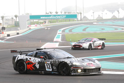 #12 Mad-Croc Racing Corvette Z06: Mika Salo, Pertti Kuismanen