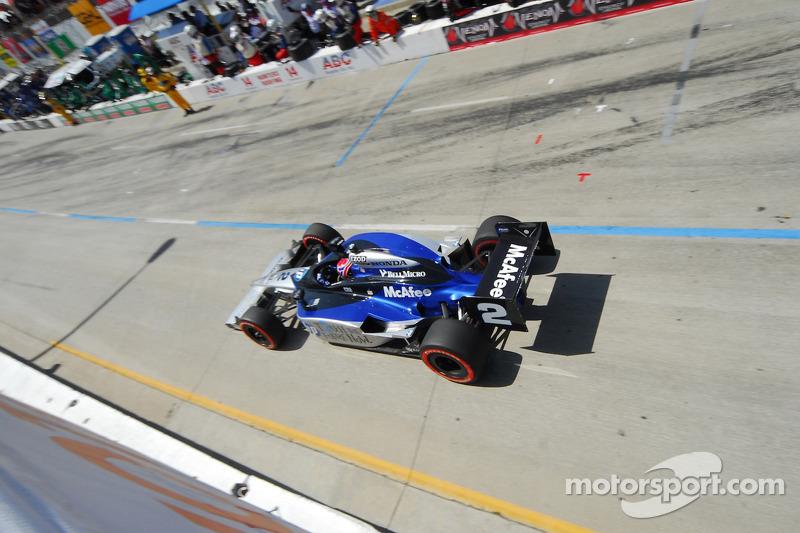 Raphael Matos, de Ferran Luzco Dragon Racing maakt pitstop